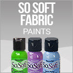 So Soft Fabric Paint