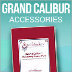 Grand Calibur Plates & Accessories