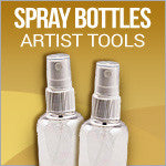 Spray Bottles & Tip Bottles