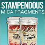 Stampendous embossing Fragments