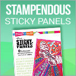 Sticky Panels Stampendous