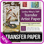 Artists Transfer Paper