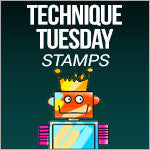 Technique Tuesday Stamps