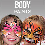 Face And Tulip Body Paint