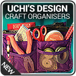 Uchi's Design - Craft Organisers
