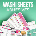 Wrmk Washi Adhesives Sheets
