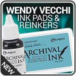 Wendy Vecchi Ink Pads And Reinkers