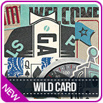 Bo Bunny Wild Card Collection