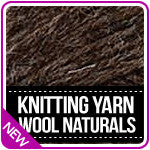 Knitting Yarn Wool Naturals