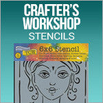 Crafters Workshop Templates 6X6 & 12X12