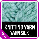 Knitting Yarn Silk