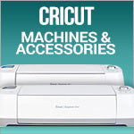 Cricut Accessories, Mats, Blades and Tools