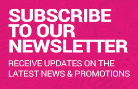 Signup to our newsletter now!