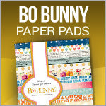 Bo Bunny Paper Pads & Collections