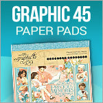 Graphic 45 Paper Pads