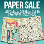 Single Sheets and Paper Packs