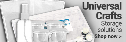 Universal Craft Storage Box