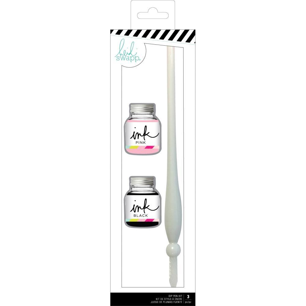 Heidi Swapp Colour Fresh Pen Dip Kit 3 pack