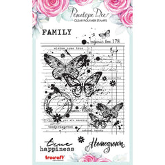 Penelope Dee - Victoria Stamp Organic Love