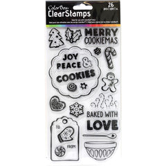 ColorBox Clear Stamps Cookies