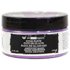 Prima Marketing - Finnabair Art Extravagance Icing Paste 120ml Jar - Amethyst Magic