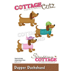 "CottageCutz Dies Princess Dress-Up 1.6/"" To 2.5/"" 819038025103"
