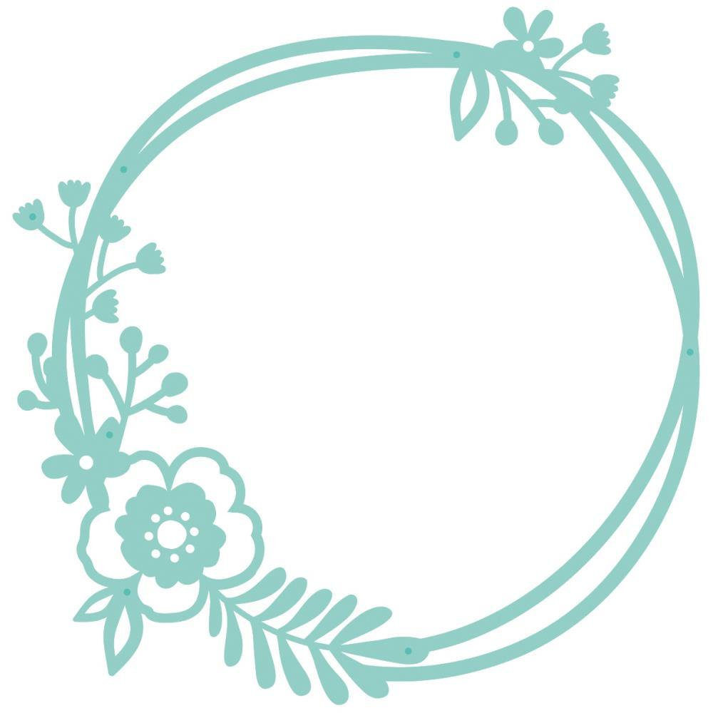 Kaisercraft Decorative Dies - Posy Circle