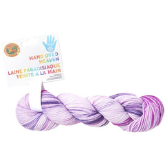 Lion Brand Hand Dyed Heaven Yarn - Showstopper