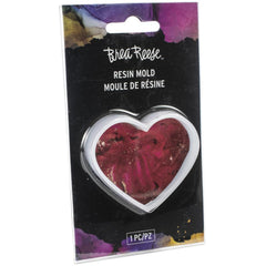 Brea Reese Resin Mold - Heart