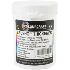 Brusho Thickener 100g