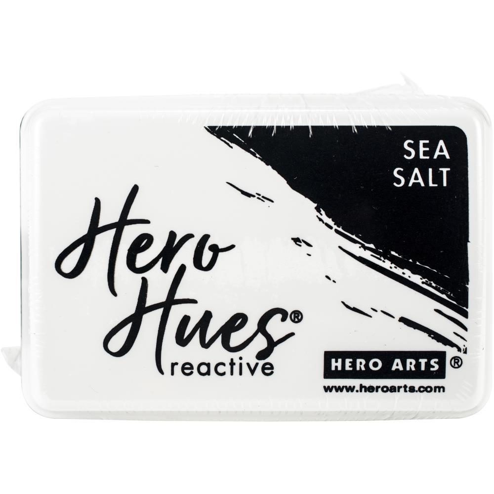Hero Hues Reactive Ink Pad Sea Salt