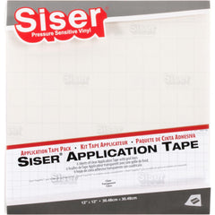 Siser - EasyPSV Application Tape 12 inchX12 inch 6 pack