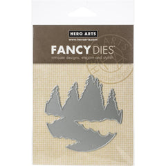 Hero Arts - Fancy Dies Forest Sunset