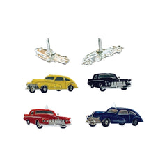 Eyelet Outlet Shape Brads 12 pack - Classic Car