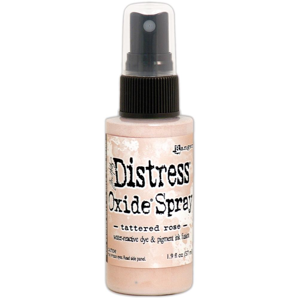 Tim Holtz Distress Oxide Spray 1.9fl oz - Tattered Rose