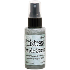 Tim Holtz Distress Oxide Spray 1.9fl oz - Weathered Wood