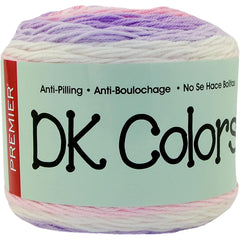 Premier Yarns Anti-Pilling DK Colours Yarn - Sweetheart - 140g