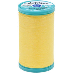 Coats - Bold Hand Quilting Thread 175yd - Sun Yellow