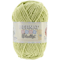 Bernat Baby Blanket Big Ball Yarn - Lemon Lime 10.5oz/300g