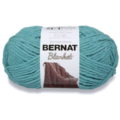 Bernat Blanket Big Ball Yarn - Teal 300g