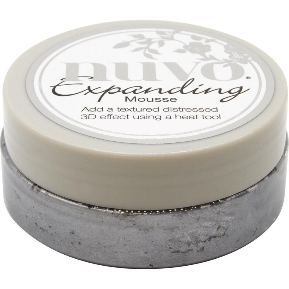 Nuvo Expanding Mousse - Gray Matter