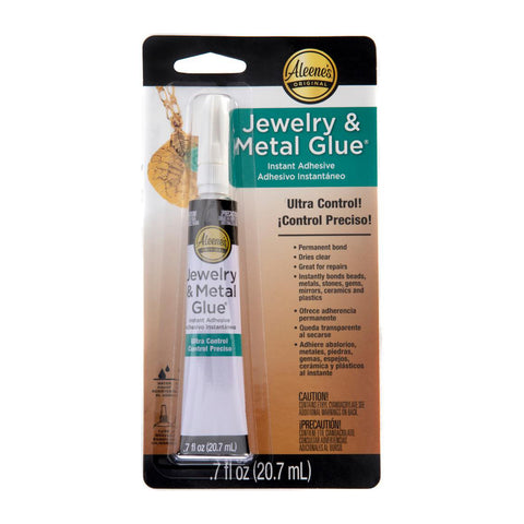 Aleene's Jewelry & Metal Glue .7Oz