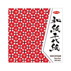 Aitoh - Origami Paper 3in x 3in  144 pack - Traditional Geometric Patterns