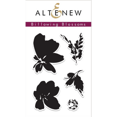 Altenew - Billowing Blossoms Stamp Set