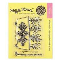 Waffle Flower Crafts Clear Stamps 3inch X4inch - Spice Pot