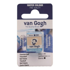 Talens - Van Gogh Watercolour half pan - TITAN.BUFF 291