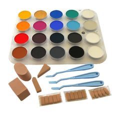 PanPastel General Painting Set with Joanne Barby - 20 colours plus Palette and Tools