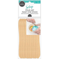 American Crafts Colour Pour Stir Sticks 20 pack