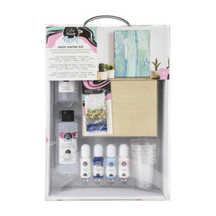 American Crafts Colour Pour Resin Starter Kit - 31 pack