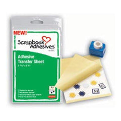 Scrapbook Adhesives - Adhesive Transfer Sheets